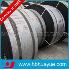 Noyau entier, résistant à l'érosion, bande transporteuse PVC / Pvg ignifuge