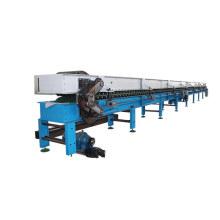 Непрерывная производственная линия пенополиуретановых пенополиуретанов