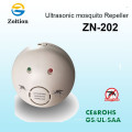 Zolition electric led indicate ultrasonic wave mosquito repellent machine for personal ZN-202