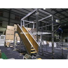 China factory produce double deck exhibition booth for tradeshows