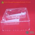 Durchsichtige kosmetische Plastikbehälter-Blasen-Verpackung