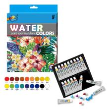 Crianças Arte de Alta Qualidade 12 ML 18 Cores Tintas Aquáticas pintura aquarela