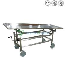 Civière funéraire mortuaire d'hôpital médical d'achat de guichet unique