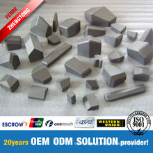 Designer Maker Supplier of Special Shaped Carbide