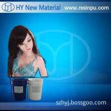 Addition Cure Silicone Rubber For Life Casting RTV-2 E600