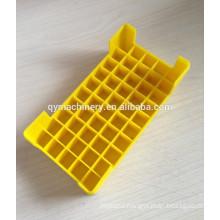 steel plastic colored shuttle box shuttle case