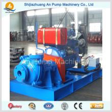Dieselantrieb Dredging Pumpe Sand Kies Pumpe