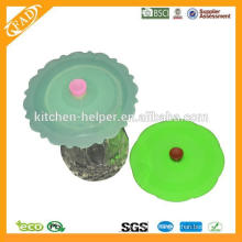 FDA Food Grade Gift Anti-dust Portable Sealing Coffee Tea Mug Silicone Travel Cup Lid,Silicone Travel Mug,Silicone Cup Cover