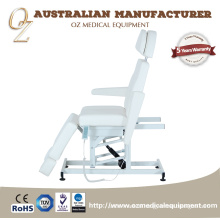 TUV Approved Medical Grade Professional Podiatry Table Electric Treatment Table Examination Couch