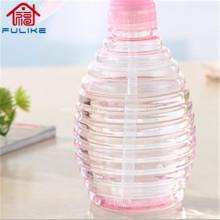 Bomba de pulverización ultrafina pulverizador botella de pulverización de plástico