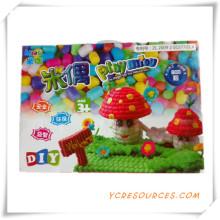 2015 cadeau promotionnel pour les enfants bricolage Set bricolage jouet DIY mosaïque Art avec Gemstones3d bricolage enfants jouet éducatif (TY08007)