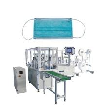 Línea de producción de mascarillas desechables Máquina para fabricar mascarillas