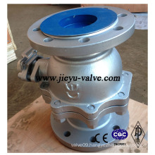 CE Ball Valve Floating Ball Type