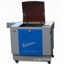 Laser Cutting Machine with Speed of 0 to 900mm/s and Motorized Up/Down Working Table