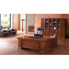 Top Quality L Shape MDF Manager Table (FOHB8G-241)