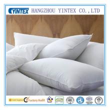 Wholesale 100% Cotton Duck Down Feather Pillow