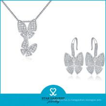 Новое Прибытие Высокого Качества Серебра Ювелирных Изделий Подарка (Джей-0077)
