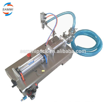 G1WY-500 Factory price pneumatic liquid filling machine 50-500ml