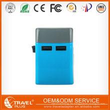 Universal Multifunktionsstecker Adapter US UK AU EU Travel International Netzteil Stecker Konverter