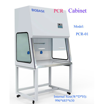 Cabinet PCR Biobase Hot Sale avec CE ISO Certified