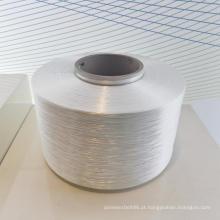 Filamento industrial de fio de poliéster de alta tenacidade super