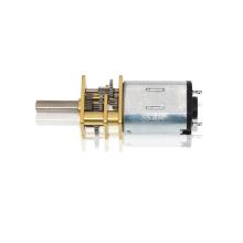 12MM N20 Elektryczny silnik zębaty