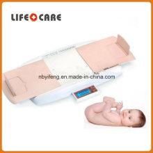 Almofada eletrônica do tamanho do bebê da altura do bebê