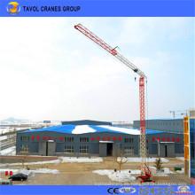Grúa torre de autoerección del proveedor de China