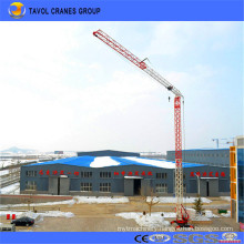 Self-Erection Tower Crane From China Supplier