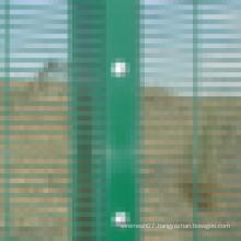 high quality PVC coated fence