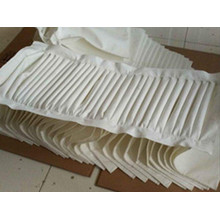 Electrostatic precipitation filter bag
