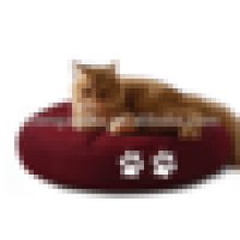 popular style comfortable pet cat round cushion for cat sleeping