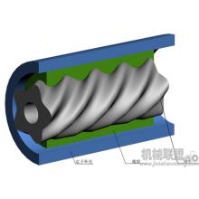 Injection de plastique du stator de moteur de fond de trou