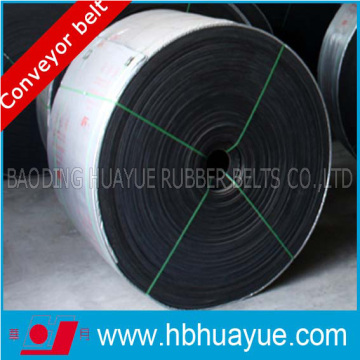 Whole Core Flame Resisitant Antistatic Rubber Conveyor Belting PVC Pvg 680s-2500s