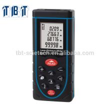 Mètre portatif de distance de laser tenu dans la main