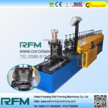 FX czul channel purline roll formant machine de production equiment