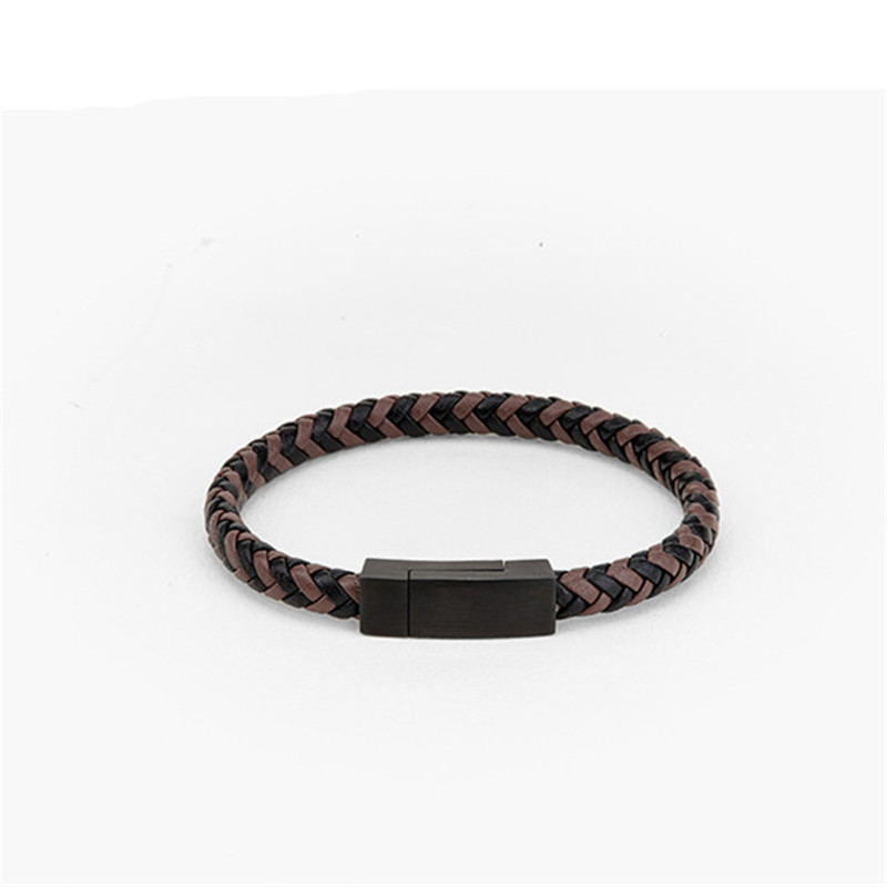 Magnetic Clasp Braided Bracelet