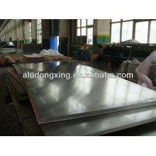5052 -H18 Panneau isolant Plaque / feuille en aluminium