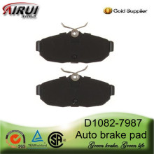 D1082-7987 Rear Brake Pad for Ford Mustang