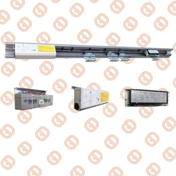 Automatic Sliding Door Operators 6063 Aluminium Profilees