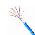 Cable de comunicación al por mayor del ftp Cat6 23AWG de la alta calidad