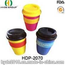 Ventas por mayor libre de BPA de viaje taza de café (HDP-2070)