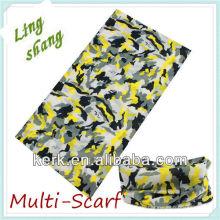 Camouflage Neck Tube Bandana Multi Camouflage Schal mit Fabrik Großhandelspreis Best Quality Discount Express Shippment bieten