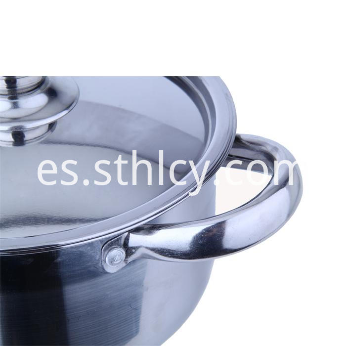 Kitchen Silver Cookware