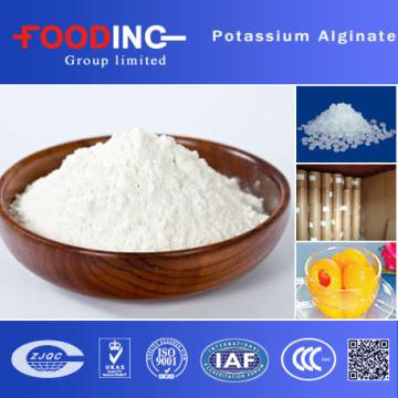Alimentación y Medicina Aditivo Alginato de Potasio