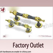Factory Direct Sale Zinc Alloy Big Pull Archaize Handle (ZH-1305)