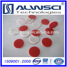 13-425 Red PTFE Silicone Septa for HPLC