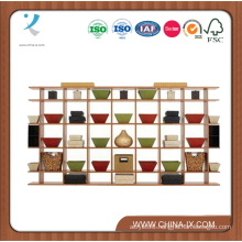 8′ Wide 5 Tiers Classic Display Units
