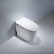 Foot Kick Flushing Ceramic Composting One Piece Toilet