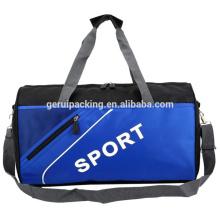 Top quality fashionable heavy duty mens sport shoulder bag